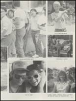 1987 Antlers High School Yearbook Page 20 & 21