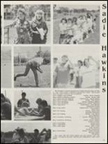 1987 Antlers High School Yearbook Page 22 & 23