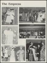 1987 Antlers High School Yearbook Page 24 & 25
