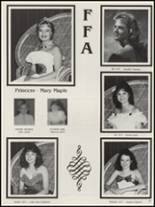 1987 Antlers High School Yearbook Page 30 & 31