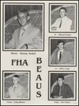 1987 Antlers High School Yearbook Page 32 & 33