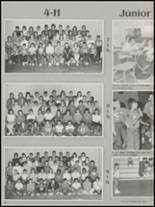 1987 Antlers High School Yearbook Page 40 & 41