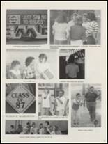 1987 Antlers High School Yearbook Page 46 & 47
