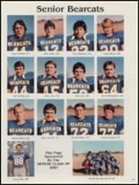1987 Antlers High School Yearbook Page 52 & 53