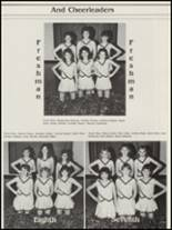 1987 Antlers High School Yearbook Page 58 & 59