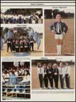 1987 Antlers High School Yearbook Page 64 & 65