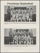 1987 Antlers High School Yearbook Page 66 & 67