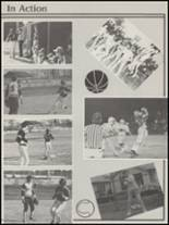 1987 Antlers High School Yearbook Page 72 & 73