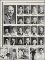 1987 Antlers High School Yearbook Page 92 & 93