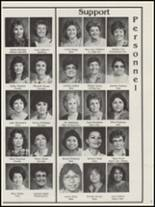 1987 Antlers High School Yearbook Page 94 & 95
