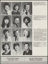 1987 Antlers High School Yearbook Page 96 & 97