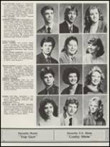 1987 Antlers High School Yearbook Page 98 & 99