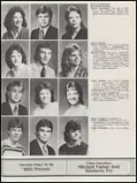 1987 Antlers High School Yearbook Page 100 & 101