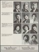 1987 Antlers High School Yearbook Page 102 & 103