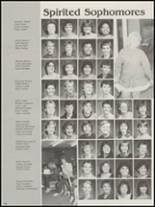 1987 Antlers High School Yearbook Page 110 & 111