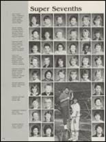 1987 Antlers High School Yearbook Page 118 & 119