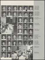 1987 Antlers High School Yearbook Page 122 & 123
