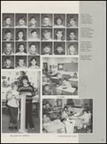 1987 Antlers High School Yearbook Page 124 & 125