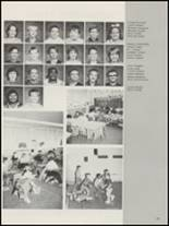 1987 Antlers High School Yearbook Page 128 & 129