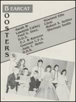1987 Antlers High School Yearbook Page 156 & 157