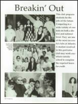 1997 Atlantic High School Yearbook Page 138 & 139