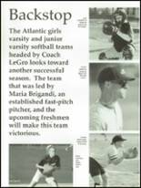 1997 Atlantic High School Yearbook Page 168 & 169