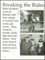 1997 Atlantic High School Yearbook Page 188 & 189