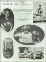 1997 Atlantic High School Yearbook Page 198 & 199
