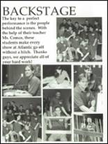 1997 Atlantic High School Yearbook Page 240 & 241
