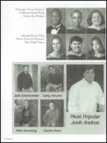 1999 Henderson High School Yearbook Page 58 & 59