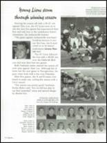 1999 Henderson High School Yearbook Page 130 & 131