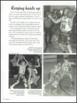 1999 Henderson High School Yearbook Page 136 & 137