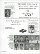 1999 Henderson High School Yearbook Page 168 & 169