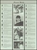 1989 Lima Central Catholic High School Yearbook Page 26 & 27