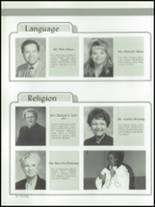 1989 Lima Central Catholic High School Yearbook Page 38 & 39