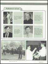 1989 Lima Central Catholic High School Yearbook Page 40 & 41