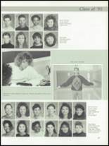 1989 Lima Central Catholic High School Yearbook Page 50 & 51