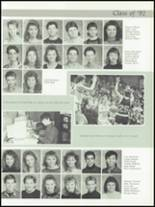 1989 Lima Central Catholic High School Yearbook Page 54 & 55