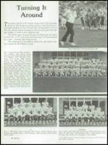 1989 Lima Central Catholic High School Yearbook Page 58 & 59