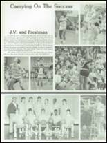 1989 Lima Central Catholic High School Yearbook Page 70 & 71