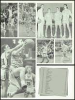 1989 Lima Central Catholic High School Yearbook Page 72 & 73