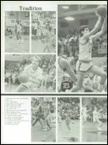 1989 Lima Central Catholic High School Yearbook Page 74 & 75