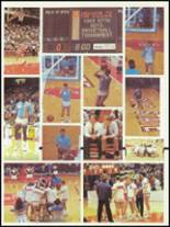 1989 Lima Central Catholic High School Yearbook Page 76 & 77