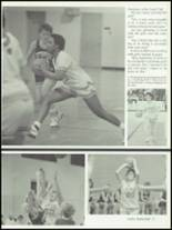 1989 Lima Central Catholic High School Yearbook Page 86 & 87
