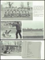 1989 Lima Central Catholic High School Yearbook Page 90 & 91