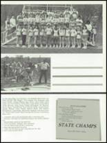 1989 Lima Central Catholic High School Yearbook Page 98 & 99
