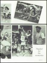 1989 Lima Central Catholic High School Yearbook Page 100 & 101
