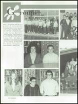 1989 Lima Central Catholic High School Yearbook Page 108 & 109
