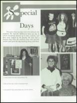 1989 Lima Central Catholic High School Yearbook Page 116 & 117