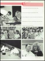 1989 Lima Central Catholic High School Yearbook Page 118 & 119
